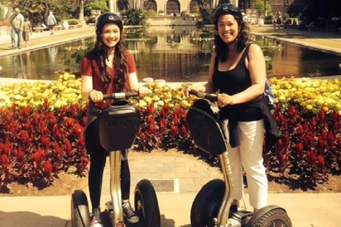 Private San Diego Segway Fanatic Tour