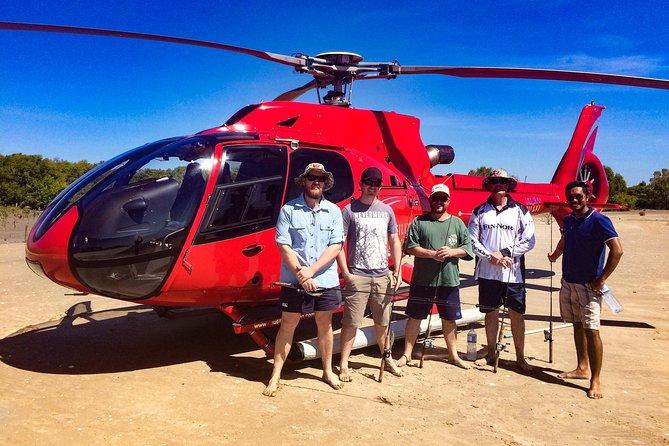 Excursion d'une journée en hélicoptère à partir de Townsville