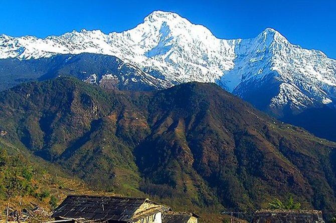 07 D Siklis Trek, Pokhara, Nepal