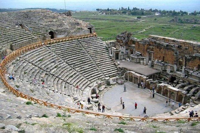 Private Tour: Pamukkale Hierapolis and Aphrodisias Tour