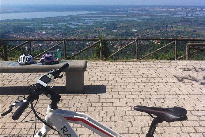 Panoramic Versilia E-Bike Tour from Lido di Camaiore