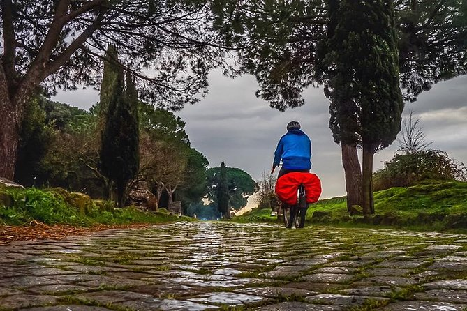 Ancient Appian Way and Roman Countryside Bike Tour