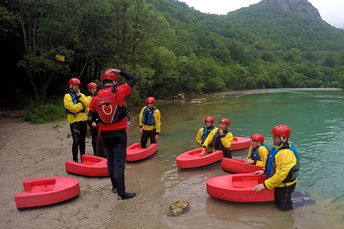 Hydrospeed tour Neretva