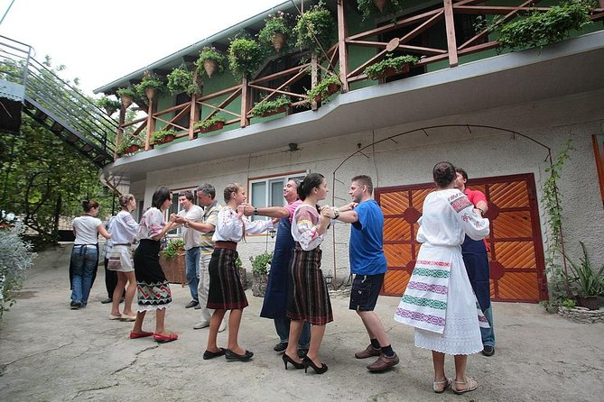 Traditional dances at Orhei