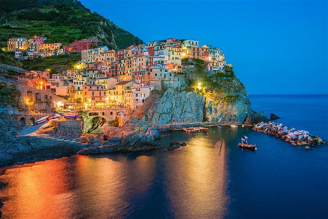 Wonderful Cinque Terre Tour from Livorno with Professional Guide