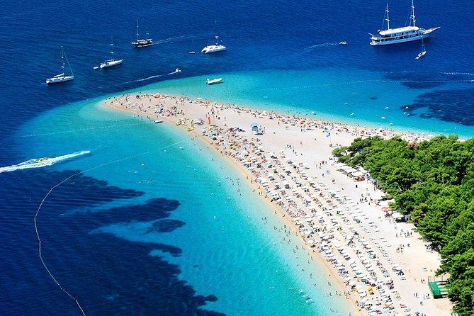 Bol Golden Horn Hvar And Pakleni Islands Tour From Split Bol