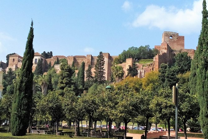 Malaga small group walking Tour