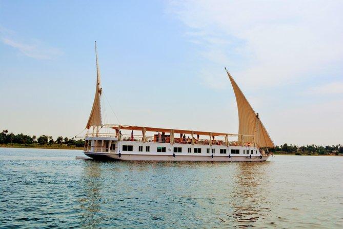 12 Nights Cairo - Luxor - Nile Dahabeya boat - Abo simbel