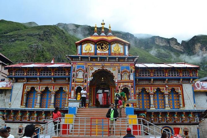 Badrinath Kedarnath Do Dham Yatra Package From Delhi by Private Car