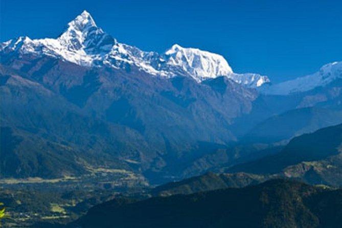 6N-7Days-Kathmandu-Pokhara-Chitwan tour