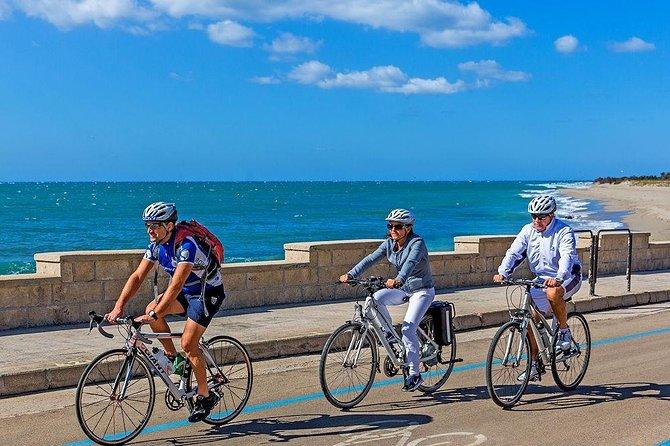 Radfahren über die Via Leucadensis in Apulien