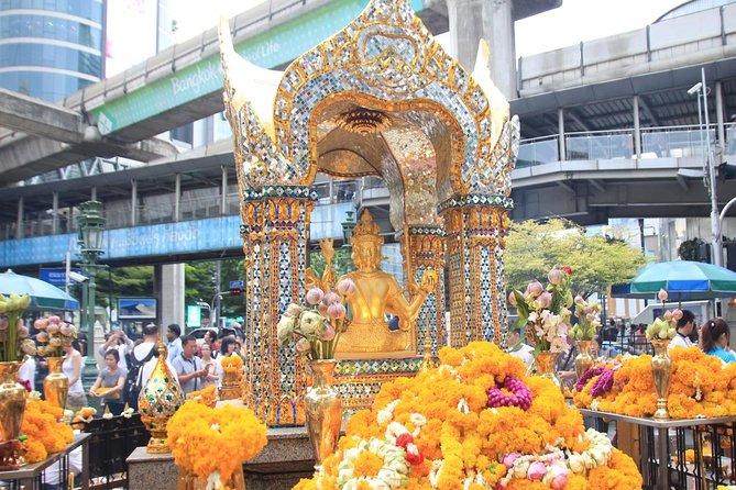 Half-Day Bangkok Shrines Walking Tour