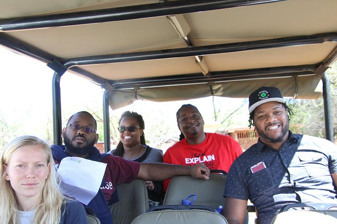 3 Hour Pilanesberg Afternoon Open Vehicle safari drive (Self drive)