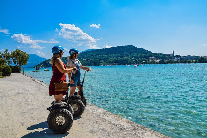 Annecy Segway Tour - 1h