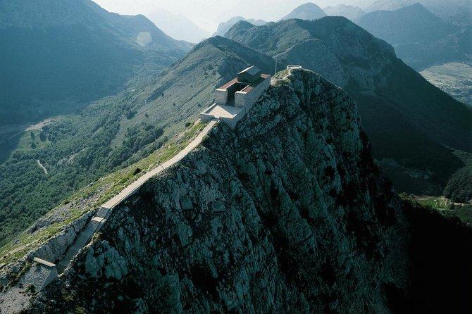 Mausoleum - Lovcen National Park excursion from Kotor