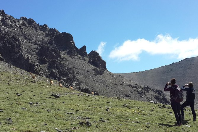 Andes trekking experience full day