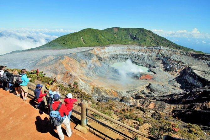 Poas Volcano National Park - Admission Ticket (Foreigners Only)