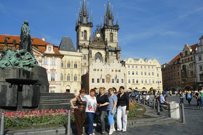 Premium Prague City Tour