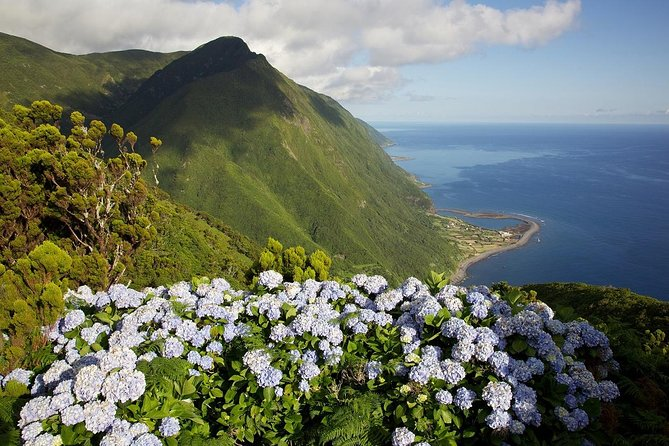 Full-Day São Jorge Island Tour leaving from Faial Island