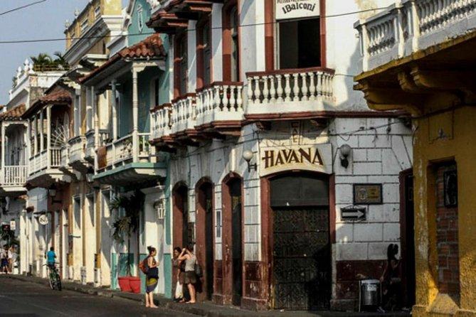 Getsemaní Neighbourhood Tour in Cartagena
