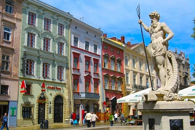 Lviv Old Town Small-Group Walking Tour