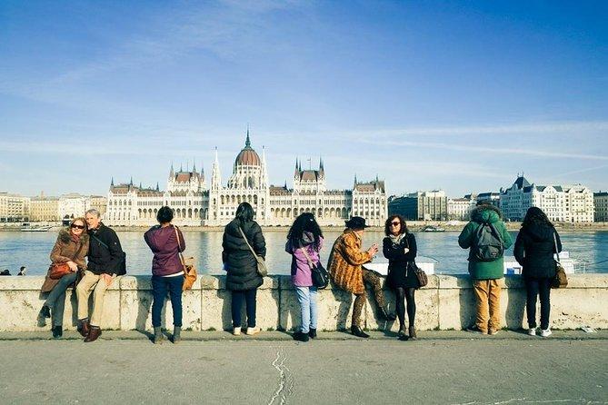 Utforsk Budapest og andre byer langs Donau