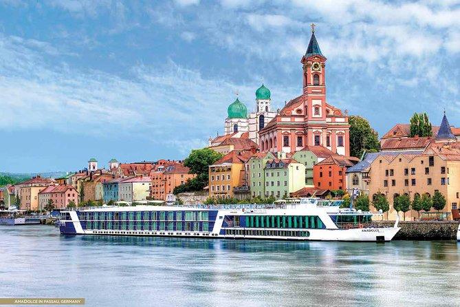 Prague-Budapest Grand Sightseeing tour