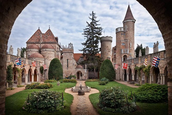 Lake Balaton Day Tour from Budapest and a visit to the city where kings where crowned