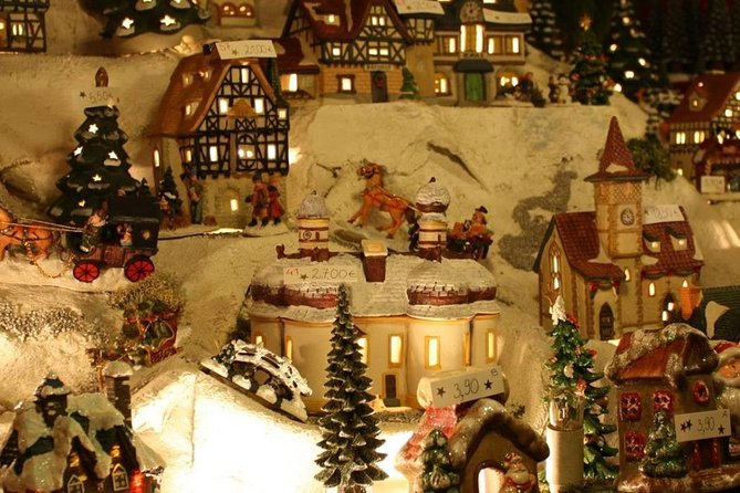 Christmas Markets Lyfestyile and Shopping Tour