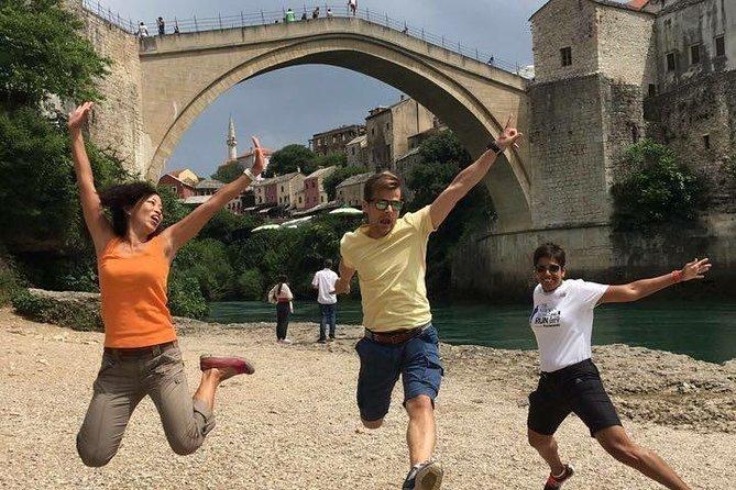 Mostar og Ston Privat Guidet Dagstur Fra Split og Afslutning i Dubrovnik