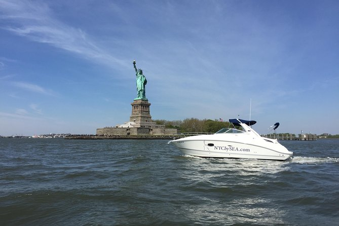 Private New York City Boat Tour