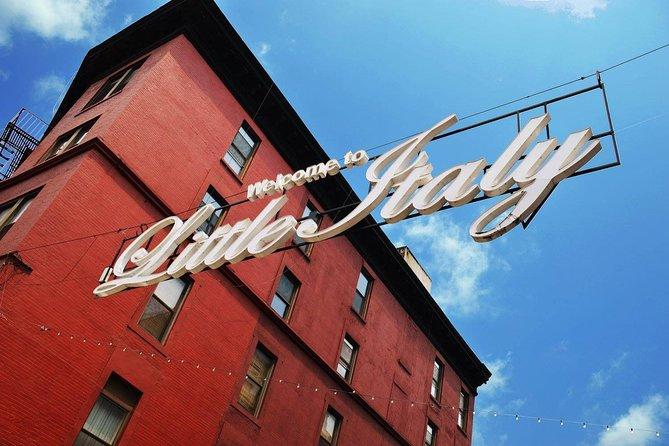 Privat rundtur i Soho, Chinatown og Lille Italien