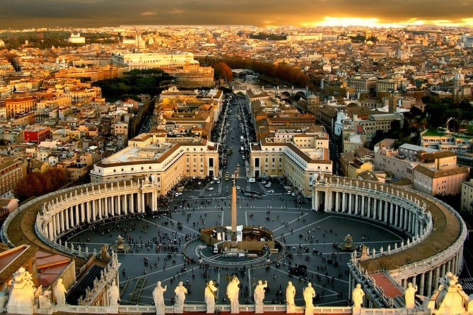 Skip the Line: Vatican Wheelchair Accessible Private Tour