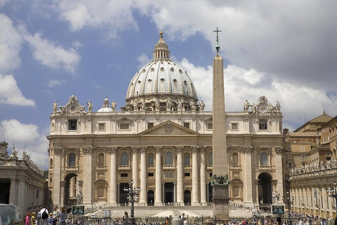 Vatican City Private Tour: Vatican Museums Sistine Chapel and Vatican Basilica