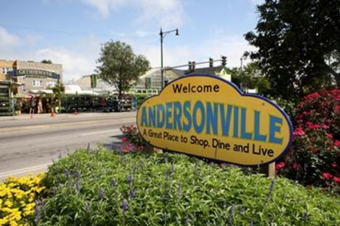 Wandelen rond de wijk Andersonville met inwoner