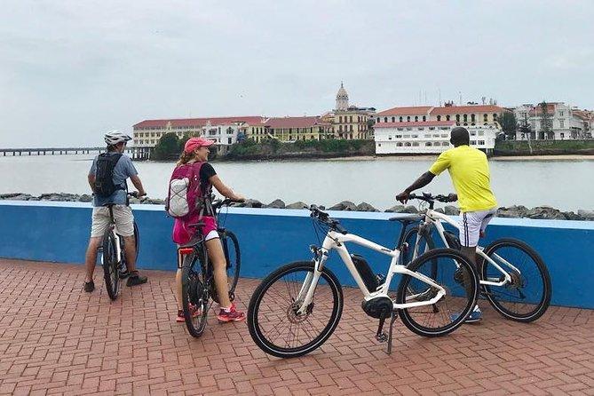 PanaBikes Experience - Excursion d'une journée en vélo électrique à Panama City