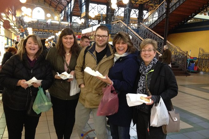 Food Tour of Central Market Hall