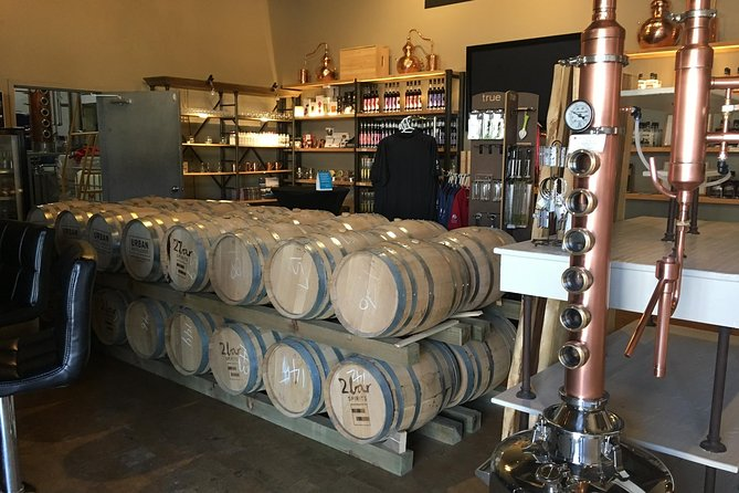 Kelowna Distillery