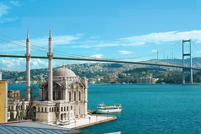 Bosphorus Sightseeing Boat Tour