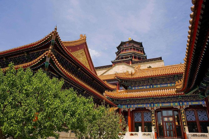 Small Group Beijing Temple of heaven and Summer Palace with Pearl market photo 6