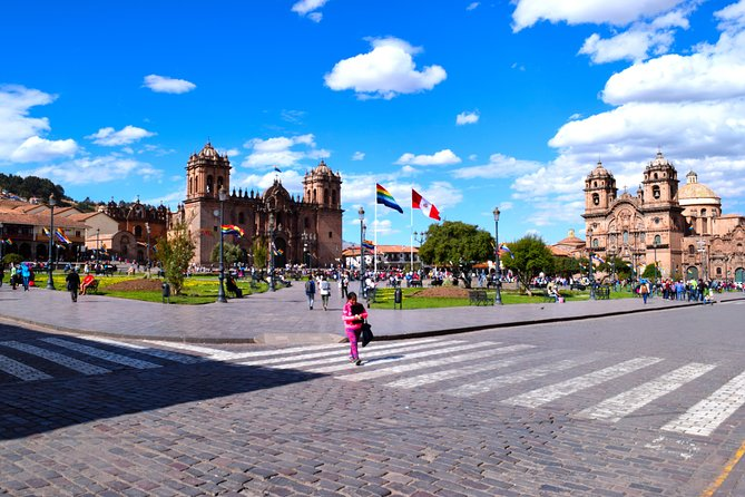 Private Half-Day Cusco City Tour
