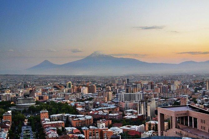 view to mount Ararat