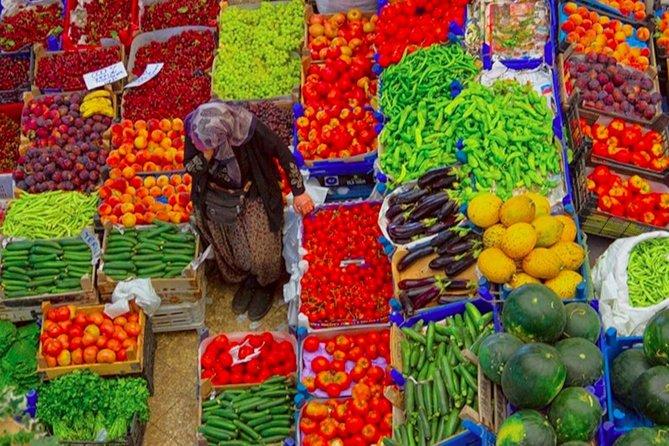 Turgutreis Market from Bodrum