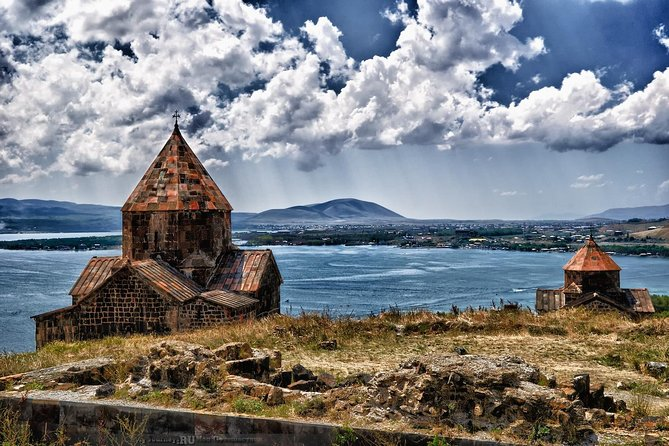 Group Tour: Tsaghkadzor (Kecharis, Ropeway-one station), Lake Sevan (Sevanavank)