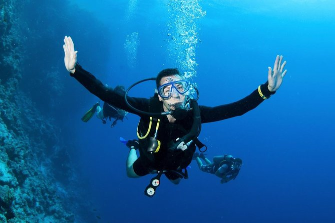 Scuba Diving from Sarigerme