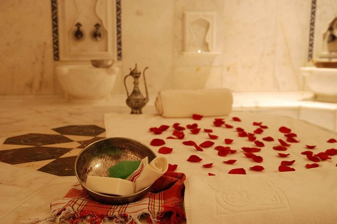 20 Min Oil massage Include Turkish Bath from Marmaris and Icmeler