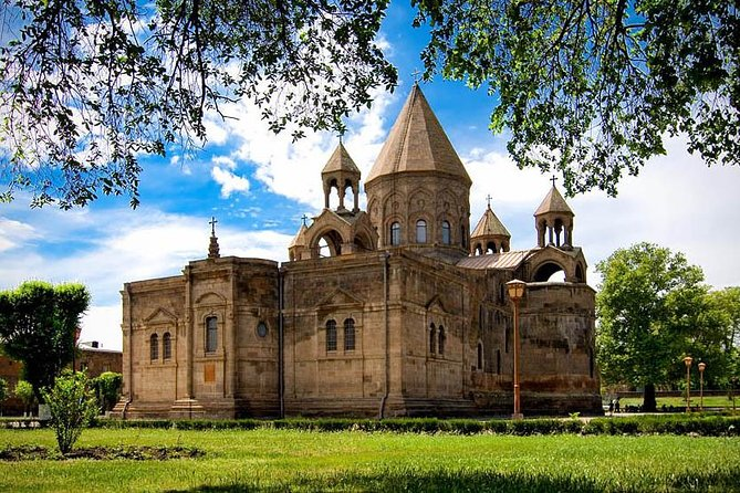 Group Tour: Observing Yerevan, Echmiadzin Churches & museum, Zvartnots temple