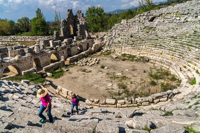 Saklikent and Tlos Ancient City Day Trip From Dalyan