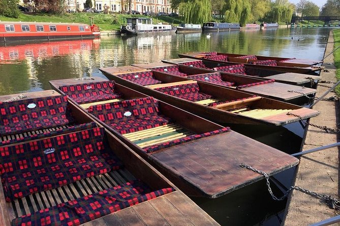 Guided Punting Tour Cambridge photo 14