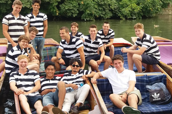 Guided Punting Tour Cambridge photo 16
